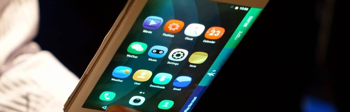 Motorola écran flexible